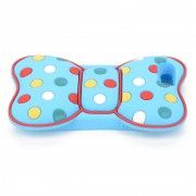 BOW COVER iPHONE 5G - blue