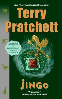 I love all the Discworld books, but this one is an especially timely story.