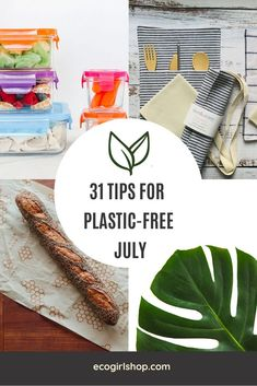 Plastic-Free July is a great way to create awareness around all of the single-use plastics we use in our daily lives. What are single-use plastics? Single-use plastics are plastic items we use once and then throw away. This refers to things like straws, cups, plastic-bags, cutlery, food packaging, and more. Here we offer realistic examples on how to give up or quit plastics affordably. Less stuff, less wanting, more experiencing more loving. #plasticfreejuly #plasticfree #plasticfreeliving Plastic Items, Plastic Bags, Plastic And Environment, Organic Living, Natural Living, Plastic Free July, Girls Shopping, Shopping Tips, Free Dental
