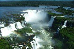 Foz do Iguaçu Cataratas do Iguaçu Passagem Aérea