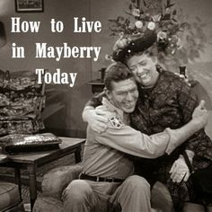 """Truth Without Excuse: 5 Keys - How to Live in Mayberry Today (2/5) """"Value Other People"""""""