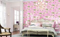 Amenajari tapet pentru dormitor Maximum Rasch XII Flower Wallpaper, Iphone Wallpaper, Pink Sweets, Cute Wallpapers For Ipad, Beautiful Flowers Wallpapers, Video Pink, Wallpaper Downloads, Girl Room, Shower Walls