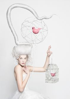 Avant Garde hair, fashion, trends, hair awards, style and make-up by D. Machts Group / D. Machts School.
