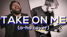 Take On Me (a-ha) - Cover by RichaadEB & Caleb Hyles