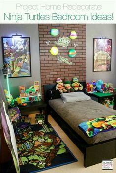 Cute Idea But Instead A Paw Patrol Bedroom With Ryderu0027s Lookout Tower