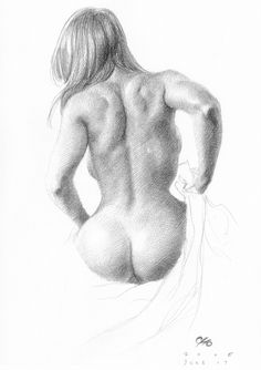 Figure studies by Frank Cho « The Artistic Anatomy Blog