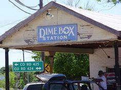 Dime Box, Texas