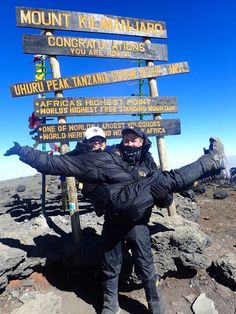 Aloise Price climbed Kilimanjaro with her son in September 2014. Here's her insider tips that helped them reach the top.
