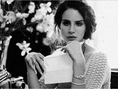 Lana Del Rey photoshoot milkmaid braided hair