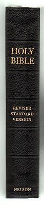 The Holy Bible: Revised Standard Version