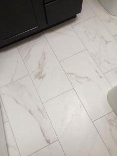 MARAZZI Developed by Nature Calacatta 12 in. x 24 in. Glazed Porcelain Floor and Wall Tile (15.6 sq. ft. / case)-DN111224HD1P6 - The Home Depot