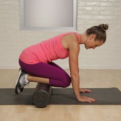 Listen Up, Runners! This Foam-Roller Massage Will Help Keep You on the Road DO THIS 2-3 TIMES A WEEK AFTER A RUN
