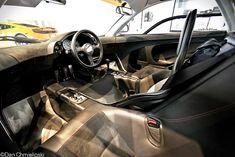 McLaren F1 Interior Photo HD