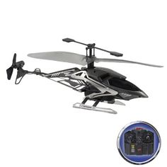 Special Offers - Air Hogs RC Gyroblade Silver 3 Channel Helicopter - In stock & Free Shipping. You can save more money! Check It (April 02 2016 at 12:08PM) >> http://rchelicopterusa.net/air-hogs-rc-gyroblade-silver-3-channel-helicopter/