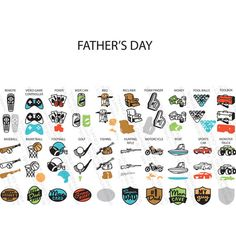 Shop for Cricut Seasonal Father's Day Cartridge. Get free delivery On EVERYTHING* Overstock - Your Online Scrapbooking Shop! Cricut Cartridges, Fathers Day, Sewing Crafts, Monster Trucks, Dads, Seasons, Father's Day, Seasons Of The Year, Fathers