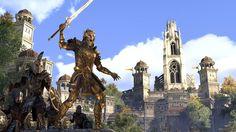 The Elder Scrolls Online Tamriel Unlimited Game Screenshot 3 Eso Online, Imperial Legion, Tes Skyrim, Rpg World, Elder Scrolls Online, Destroyer Of Worlds, Got Game, Lost Soul, News Games