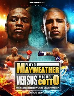 Watch Mayweather vs Cotto Live on May 5