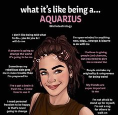 Gemini And Aquarius, Astrology Aquarius, Aquarius Traits, Aquarius Quotes, Aquarius Woman, Zodiac Signs Horoscope, Pisces, Zodiac Signs Chart, Zodiac Sign Traits