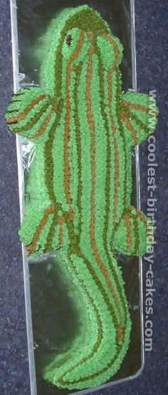 Image result for lizard cake birthday pinterest cakes coolest lizard birthday cake photos pronofoot35fo Choice Image