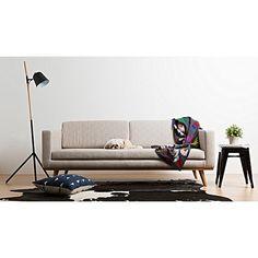 Otto Frost 3 Seater Sofa by Zanui