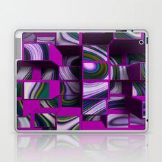Cube Laptop & iPad Skin by Fine2art - $25.00