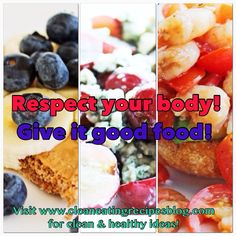 Visit www.cleaneatingrecipesblog.com for easy and healthy recipes! #cleaneating #cleaneatingdiet