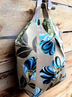 sewn shoulder bag