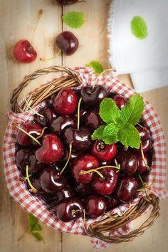 Find beauty everywhere - Cherries