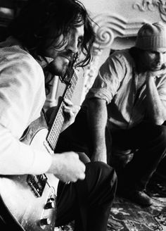 John Frusciante - Best Guitar Player Ever!