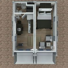 452400725041071786 Shipping Container Cabin Concept