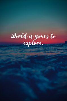 30 Most Inspirational Quotes Ever – Travel Sea Quotes, Life Quotes, Tumblr Quotes, Funny Quotes, Qoutes, Short Beach Quotes, Purpose Of Travel, Language Quotes, Best Travel Quotes