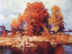 Степан Колесников - Journal des Arts