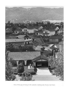 """""""Suburbia,"""" by Bill Owens (1973)"""