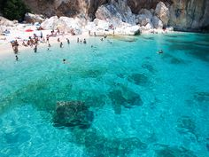 5 Beaches in Sardinia that You Shouldn't Miss on http://www.miomyitaly.com/best-beach-in-sardinia.html