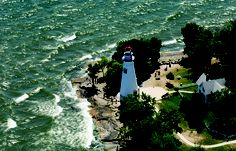 Marblehead Lighthouse - Lake Erie Shores & Islands