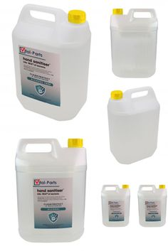 Our Hand Sanitiser bottles consist of 5 litres, Alcohol-Free or Alcohol solution designed specifically for the sanitisation of hands killing 99.9% of all bacteria. These 5 litre bottles pair perfectly with our Freestanding Stations which dispense the solution in a controlled manner, great for public places and high traffic area's (such as Schools, Offices and Supermarkets). We recommend the use of Non-Alcoholic Hand Sanitiser for adolescents, as a safety requirement within Primary Schools. Alcohol Free, Non Alcoholic, Hand Sanitizer, Offices, Schools, Bottles, Safety, Public, Hands