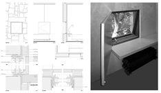 Galeria - Casa no Gerês / Correia/Ragazzi Arquitectos - detalhes de caixilharia Dário Câmara e Inês Mendes