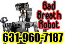 631-960-7187! Tell someone they have bad breath with this hilarious Robot. #funny #prank