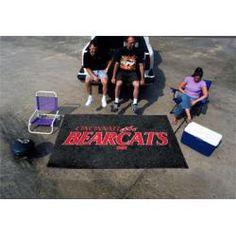 "Cincinnati Bearcats Tailgating Ulti-Mat 60""x96"""