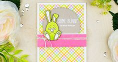 Houses Built of Cards: Some Bunny Far Away - SSS March Card Kit