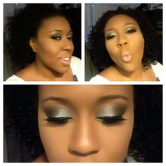 starterbeauty.blogspot.com StarterBeauty: Kim K inspired Makeup