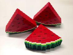 watermelon lego
