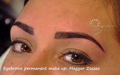 MAGYAR ZSUZSA PERMANENT MAKE UP ART Viber. +36703130313