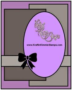 Kraftin' Kimmie Stamps!!: Kit & Clowder Sketch Challenge!