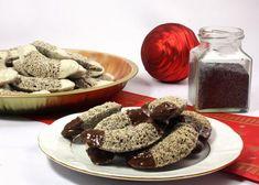Makové fúkané rožky Czech Recipes, Russian Recipes, Christmas Baking, Christmas Cookies, Nutella, Food And Drink, Sweets, Breakfast, Cake