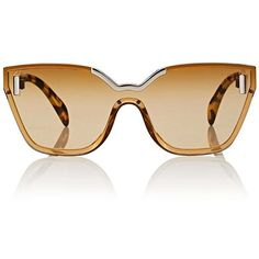 13c4e49a3ae Prada Women s Cat-Eye Sunglasses ( 460) ❤ liked on Polyvore featuring  accessories