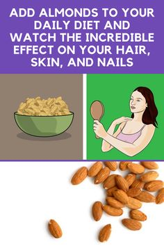 Beauty routines can get expensive, with creams and potions, polishes and treatments of all kinds. But what if you could get the benefits of high-dollar beauty treatments by eating a snack? Choose that snack carefully, and you can. Here's what almonds have to offer when it comes to hair, skin, and nails.