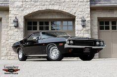 Dodge Challenger RT Hemi 1970