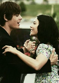Zac And Vanessa