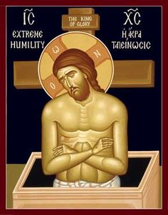 Great and Holy Friday - Lent and Pascha Articles - Greek Orthodox Archdiocese of America Religious Icons, Religious Art, Holy Monday, Spiritual Music, Spiritual Warfare, The Cross Of Christ, Byzantine Art, Easter Traditions, Holy Week